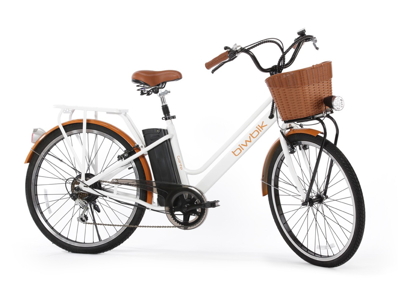 Leisure electric bicycle Gante